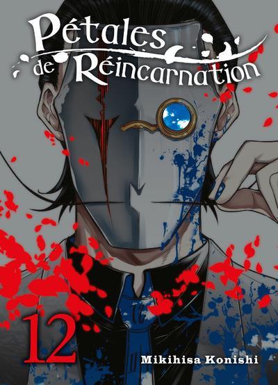 Couverture Pétales de réincarnation tome 12