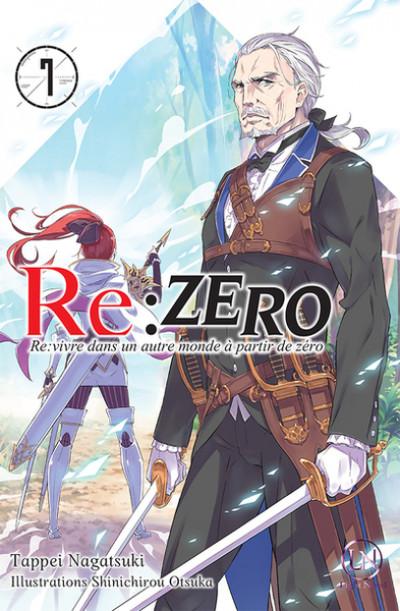 Couverture Re : Zero - roman tome 7