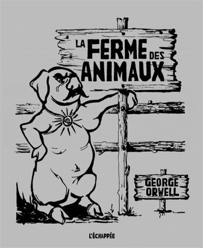 Couverture La ferme des animaux