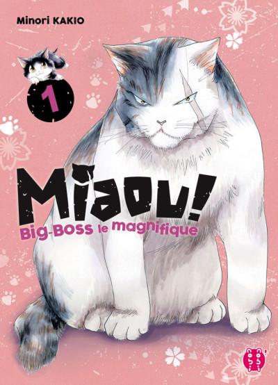 Couverture Miaou ! Big-Boss le magnifique tome 1