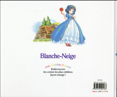Dos Blanche-Neige