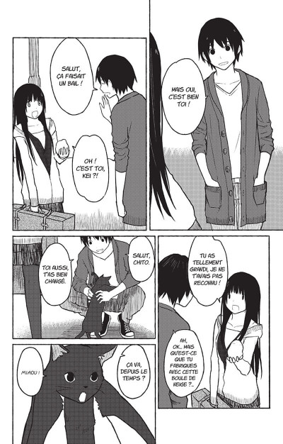 Page 7 Flying witch tome 1
