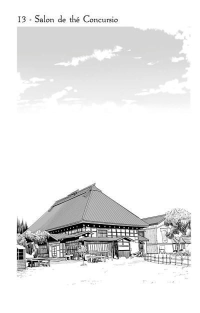 Page 4 Flying witch tome 3