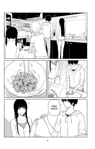 Page 5 Flying witch tome 3