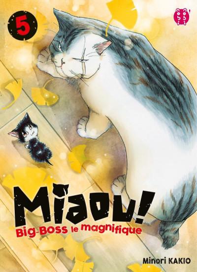 Couverture Miaou ! big-boss le magnifique tome 5