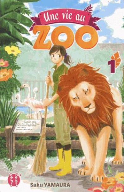 Couverture Une vie au zoo tome 1
