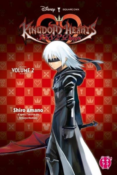 Couverture Kingdom hearts 358/2 days - intégrale tome 2