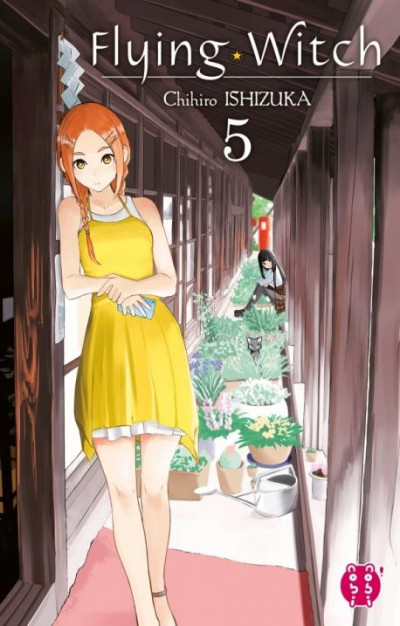 Couverture Flying witch tome 5