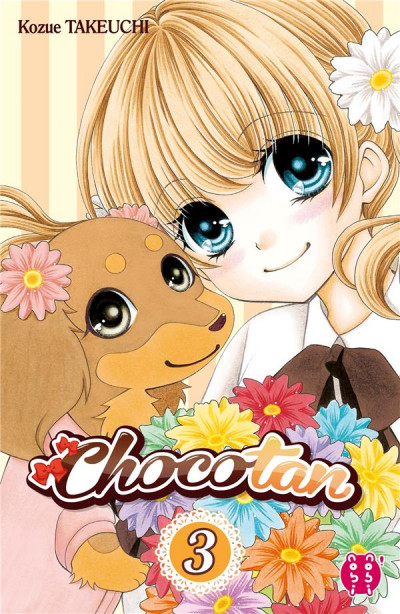Couverture Chocotan tome 3