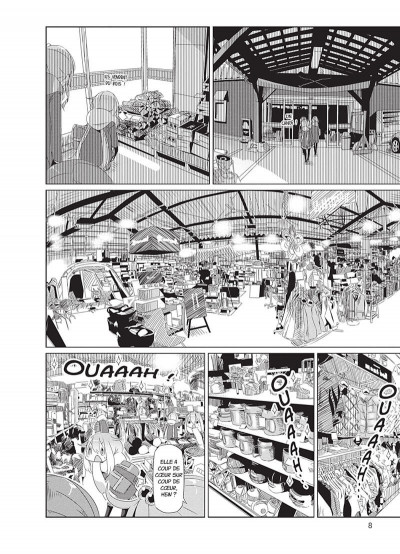 Page 8 Au grand air tome 3