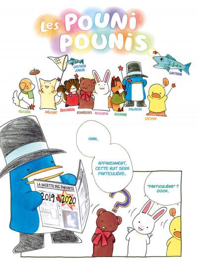 Page 1 Les pounipounis tome 1