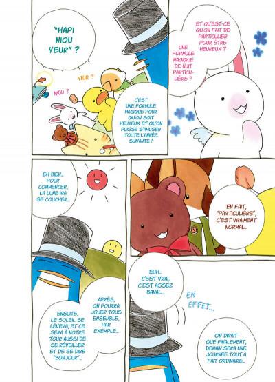Page 3 Les pounipounis tome 1