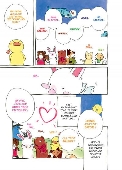 Page 4 Les pounipounis tome 1