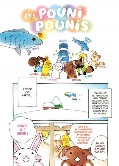 Page 1 Les pounipounis tome 2