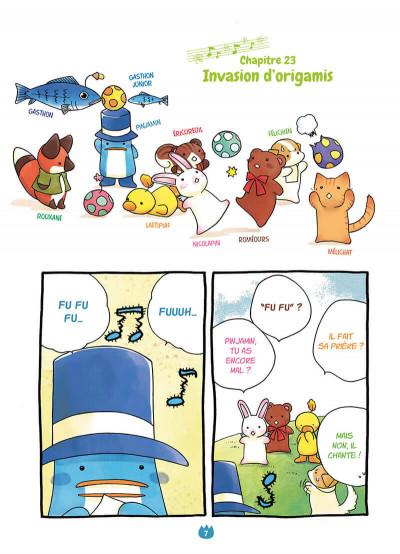 Page 7 Les pounipounis tome 2