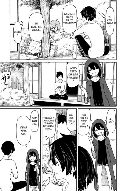 Page 6 Flying witch tome 6