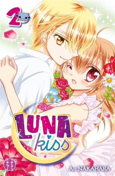 Couverture Luna kiss tome 2