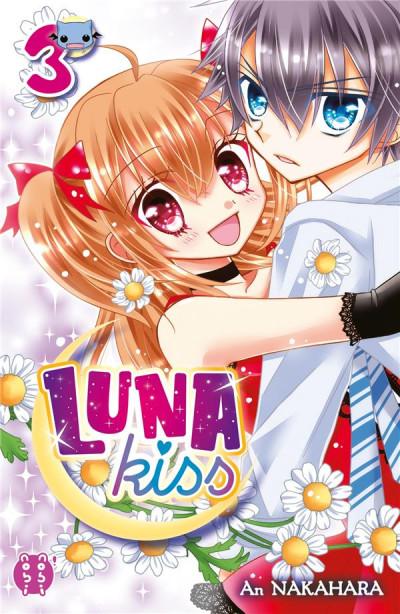 Couverture Luna kiss tome 3