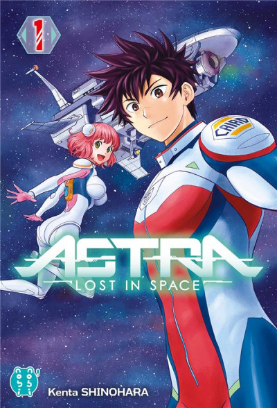 Couverture Astra - lost in space tome 1