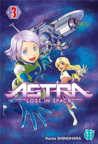 Couverture Astra - lost in space tome 3
