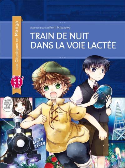 Train De Nuit Dans La Voie Lactée De Hinata Kino Bdfugue Com