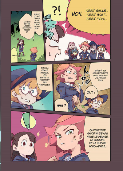 Page 2 Little witch academia tome 2