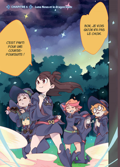 Page 3 Little witch academia tome 2