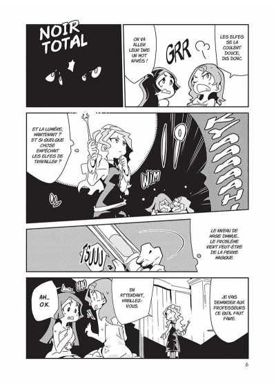 Page 6 Little witch academia tome 2