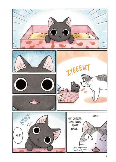 Page 7 Les chaventures de tai et mamie sue tome 1