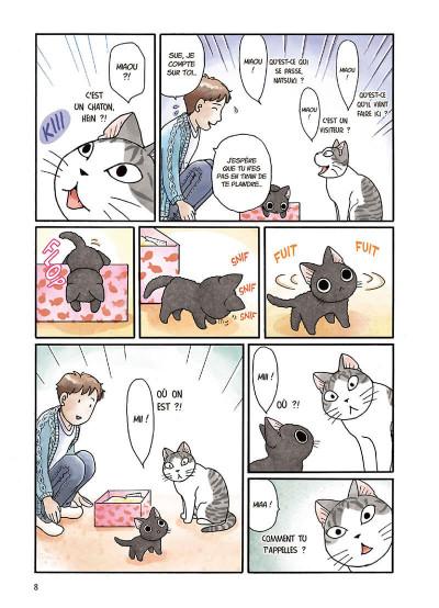 Page 8 Les chaventures de tai et mamie sue tome 1