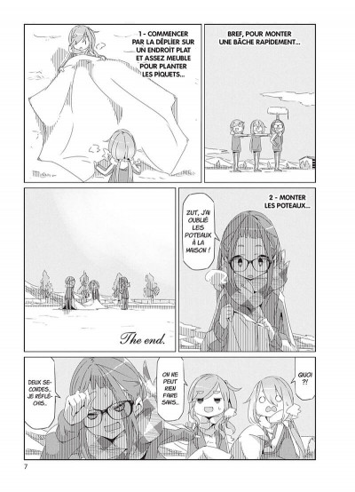 Page 7 Au grand air tome 6