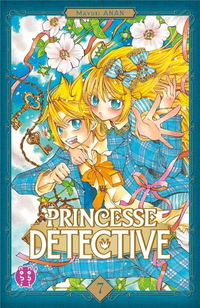 Couverture Princesse Détective tome 7