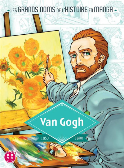 Couverture Van Gogh