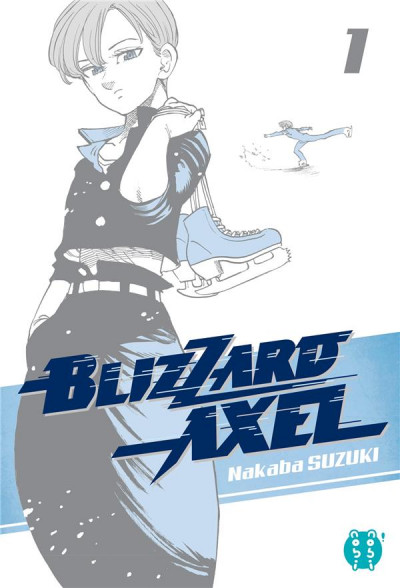 Couverture Blizzard Axel tome 1