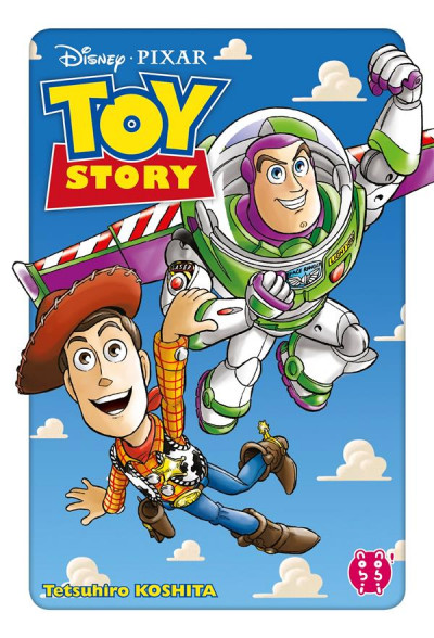 Couverture Toy story tome 1