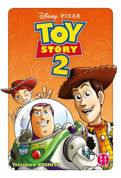 Couverture Toy story tome 2