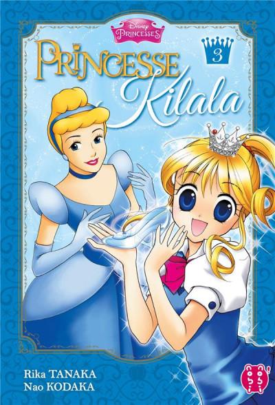 Couverture Princesse Kilala tome 3