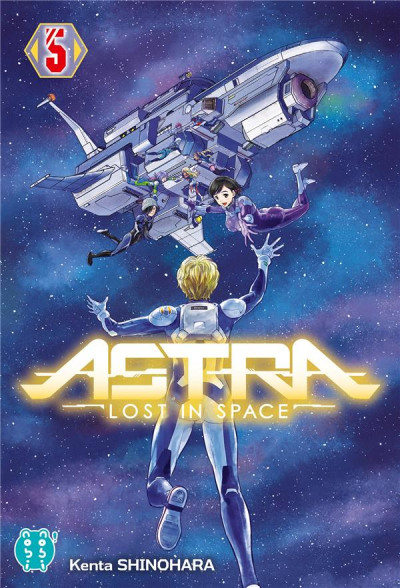 Couverture Astra - lost in space tome 5