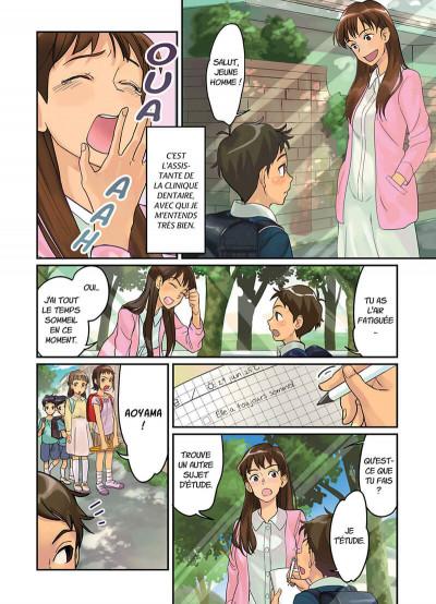 Page 4 Le mystère des pingouins tome 1