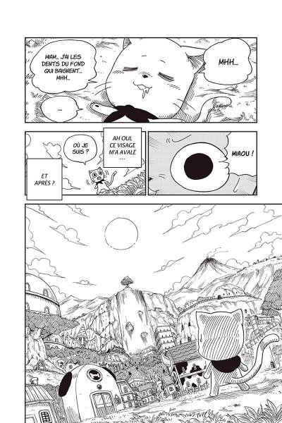 Page 6 Fairy tail - la grande aventure de Happy tome 1