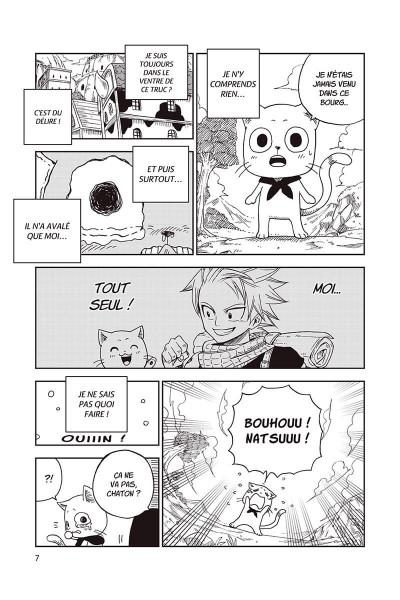 Page 7 Fairy tail - la grande aventure de Happy tome 1