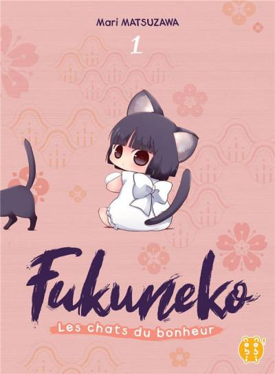 Couverture Fukuneko, les chats du bonheur tome 1
