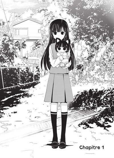 Page 4 Fukuneko, les chats du bonheur tome 1