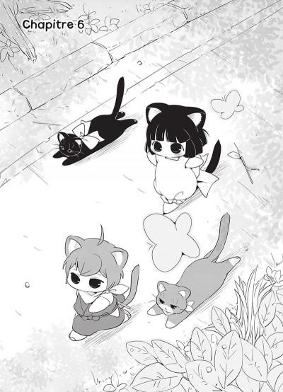 Page 3 Fukuneko, les chats du bonheur tome 2