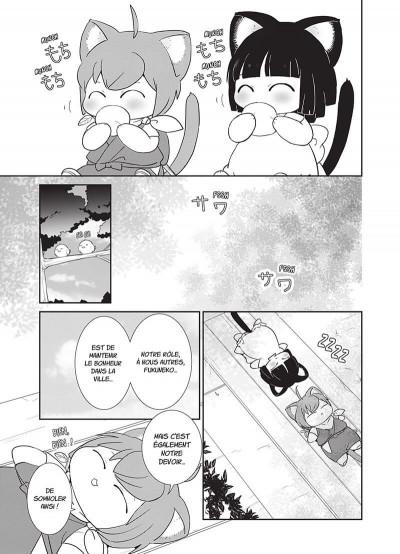 Page 9 Fukuneko, les chats du bonheur tome 2