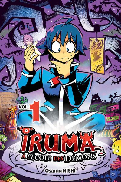 Page 1 Iruma à l'école des démons tome 1
