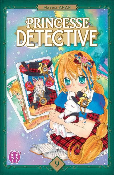 Couverture Princesse détective tome 9