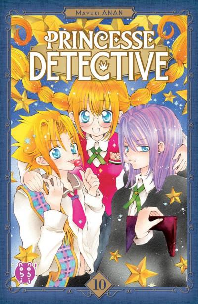 Couverture Princesse détective tome 10