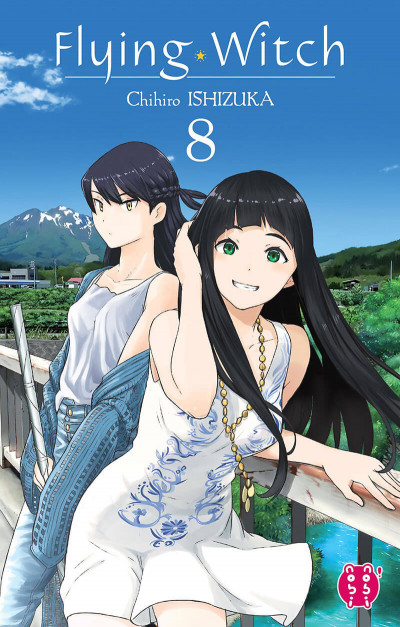 Couverture Flying witch tome 8