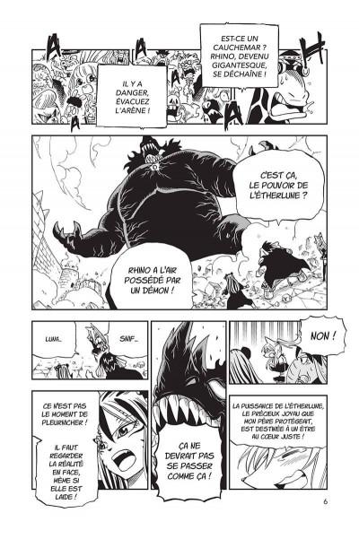 Page 6 Fairy tail - la grande aventure de Happy tome 4